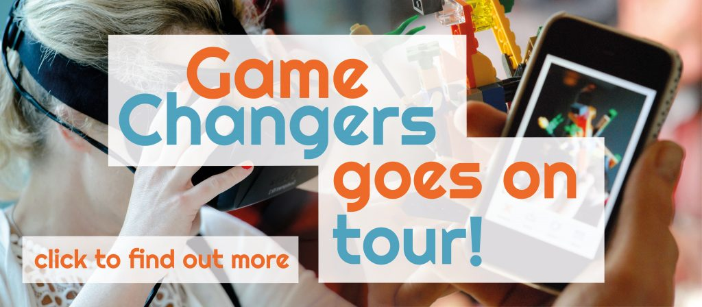 Game Changers Bus Tour (DMLL Web Banner)