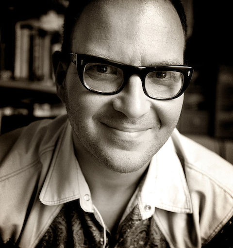 Cory Doctorow - Portrait by Jonathan Worth