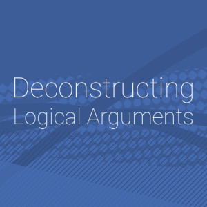 Proofs: Deconstructing Logical Arguments - Title Graphic