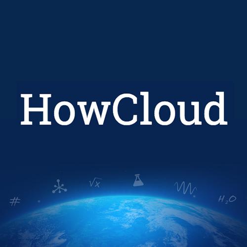 HowCloud Logo