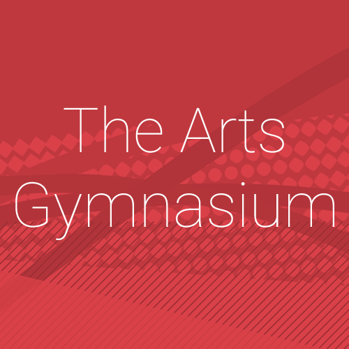 The Arts Gymnasium - Title Graphic